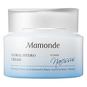 Kem Dưỡng Ẩm Dạng Gel Tươi Mát Mamonde Floral Hydro Cream 50ml - 110651065