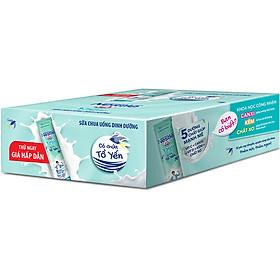 Sữa Chua Uống Nestlé YOGU Có Chứa Tổ Yến (Hộp 30 Gói x 85ml)