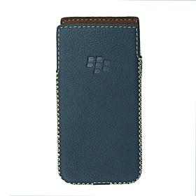 Bao Da Rút Dành Cho Blackberry Key1 -  Keyone màu xanh