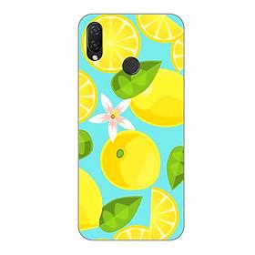 Hình đại diện sản phẩm Ốp lưng dẻo cho Huawei Nova 3i_Lemon 01