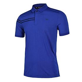 Áo Tennis Nam Dunlop - DATES9049-1C Thoáng khi co giãn thoát mồ hôi tốt phù hợp vận động thể thao chơi cầu lông tennis