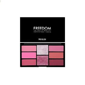 Bảng má và tạo khối Freedom Pro Blush & Highlight - Pink & Baked
