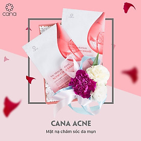 Mặt nạ ngừa mụn Cana My Skin Solution Acne care