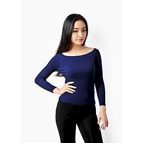 Áo Len Nữ Cổ Thuyền H609 - (Free Size)