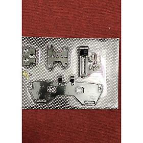 Pas gập biển số đút gầm điều chỉnh CNC dùng chung cho xe R15/CBR/GSX/MT15/TFX