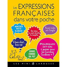 Sách tham khảo tiếng Pháp: Les expressions Françaises dans votre poche