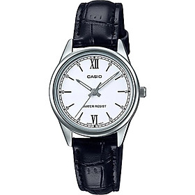 Đồng hồ nữ dây da Casio LTP-V005L-7B2UDF