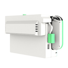 ipega PG-9155A Dual Cooling Fan for N-Switch Game Console Host Dock Stand Cooler Radiator with Dual Modes Creamy White