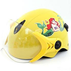 Mũ Bảo Hiểm Trẻ Em Kính Chắn Gió N003