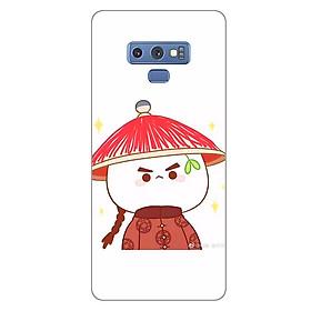 Ốp Lưng Dẻo Diên Hy Công Lược Cho Điện Thoại Samsung Galaxy Note 9 - Phú Sát Phó hằng