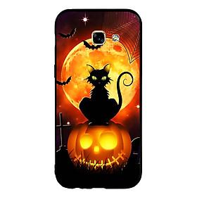 Hình đại diện sản phẩm Ốp lưng Halloween viền TPU cho điện thoại Samsung Galaxy A5 2017 - Mẫu 05