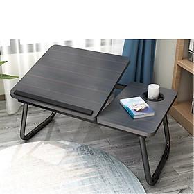 Bàn bệt laptop đa năng BLK2020 kích thước 55x32x25cm sử dụng trên sàn tiện lợi thích hợp cho trẻ em và học sinh sinh viên