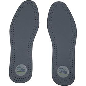 Cặp lót giày bằng da êm chân và khử mùi