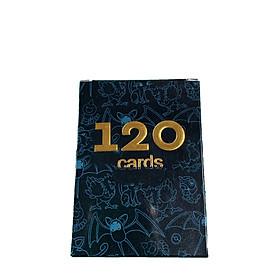 Bộ Thẻ Bài Pokemon 120 Thẻ (Gx+Tagteam) Chơi Đối Kháng New Đẹp