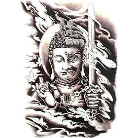Hình Xăm Dán Phật QSA226