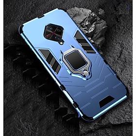 Ốp lưng chống sốc kèm iring cho Vivo S1 Pro