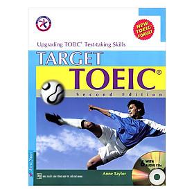 Target Toeic (Sách + Kèm 6CD) (Tái Bản)