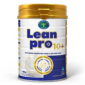 Sữa Lean Pro 10+ Nutricare Dành Cho Bệnh Nhân Trước, Trong Và Sau Quá Trình Phẫu Thuật