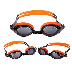 Kính Bơi Cao Cấp Yesure Aryca WG6, có khả năng chống tia UV cao, vành daai mũi Elastomer và pad mặt silicone chống tràn nước - Hàng chính hãng tặng kèm nón bơi và bịt tai Silicon ( giao màu ngẫu nhiên )