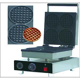 Máy làm bánh Waffle (bánh quế)