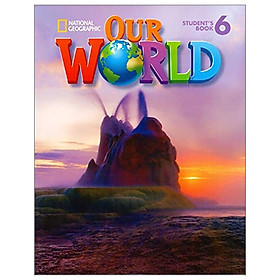 Our World 6 Student's Book With Student's CD-ROM