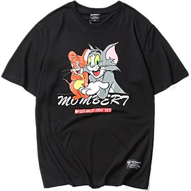 Áo Thun Unisex Tom-Jerry ATT216