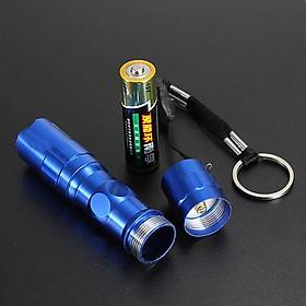 Đèn Pin Mini Police 3W-Giao Màu Ngẫu Nhiên