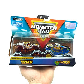 Bộ Đôi Chiến Xe Đối Đầu Monster Jam - 6044943 - Mẫu 7