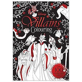 Disney Classics - Mixed: Villains Colouring (Villains Colouring Disney)