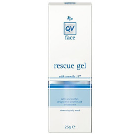 Ego QV Face Rescue Gel 25ml