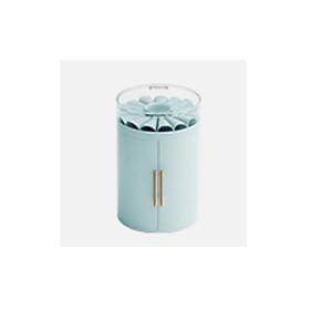 Hộp đựng trang sức cao cấp 5 tầng (kệ khay tủ mini đựng nhẫn, bông tai, dây chuyền, đồng hồ) - HDD001
