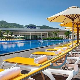 [Combo 06 Người] 2N1Đ Oceanami Villas & Beach Club 5* Long Hải + Xe Limousine Khứ Hồi Từ Sài Gòn, Nghỉ Villa 3 PN