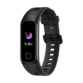 HONOR Band 5i 0.96-Inches TFT Colour Screen 6-Days Usage Time 5ATM Waterproof BT4.2 Smart Bracelet 9 Sports Mode Fitness