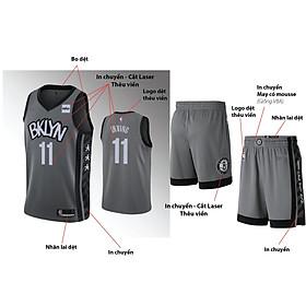 Bộ Quần Áo Bóng Rổ NBA Brooklyn Nets