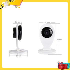 Camera Mini 720 cao cấp tích hợp ghi âm, hình ảnh sắc nét-giảm sát an ninh trong nhà, bảo vệ an toàn gia đình bạn