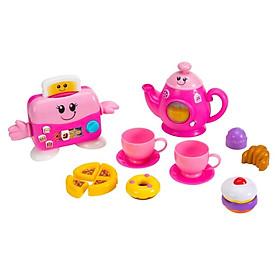 Bộ tiệc trà vui vẻ có nhạc màu hồng Winfun WF000754G
