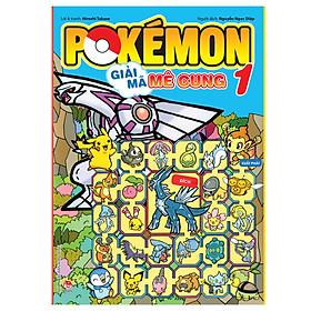 Pokémon - Giải Mã Mê Cung - Tập 1