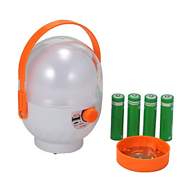 FA-7001 LED Bulb Camping Lantern Battery Powered Indoor Outdoor Bright Emergency Lamp Portable Waterproof Tent Light for