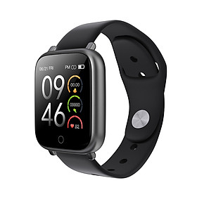 Q1S Smart Sport Bracelet Watch Fitness Tracker Timer Intelligent Exercise Bracelet Color Screen Heart Rate Measurement