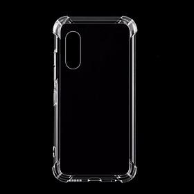 Ốp Lưng Dành Cho Samsung A50/A50S/A30S Chống Sốc 4 Đầu 2020 Silicone Dẻo Trong Suốt