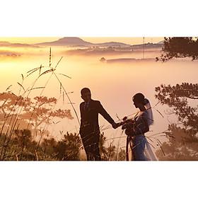 Chụp ảnh cưới tại Hồng Linh Studio-Voucher gói chụp ảnh cưới tại Hà Nội (DIAMOND)