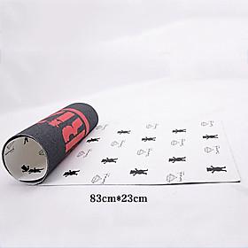 Băng Cát Giấy Cho Ván Trượt PVC (83x23 cm (L&W)