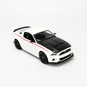 Mô Hình Xe Ford Mustang Street Racer White 1:24 Maisto MH-31506