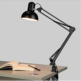 Đèn Để Bàn, Đèn Học Chống Cận Xoay 360 - Kèm Kẹp Bàn chống xê dịch