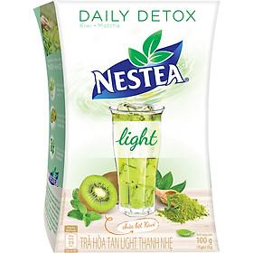 """Trà NESTEA Detox Light Thanh Nhẹ Hộp 10 gói 10g giá chỉ còn <strong class=""""price"""">38.000đ</strong>"""