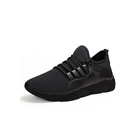 Giày Thể Thao Nam 2018 Phong Cách Hàn Quốc 3Fashion - MSP 3089 - Đen