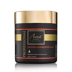 Mặt nạ cho tóc Aqua Mineral-professional-infudra nourishing mask