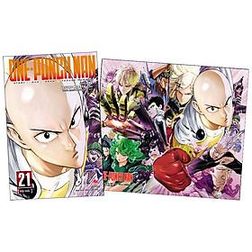 One-Punch Man - Tập 21: Một Khắc (Tặng Poster)