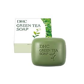 Xà phòng trà xanh thảo dược thiên nhiên DHC 80g