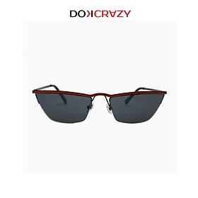 Kính mát thời trang cao cấp cá tính RAPPLER DOKCRAZY mắt râm chống UV400 gọng kim loại bền đẹp phong cách đường phố